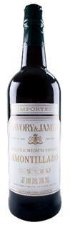 Savory & James Sherry Amontillado 750ml -...